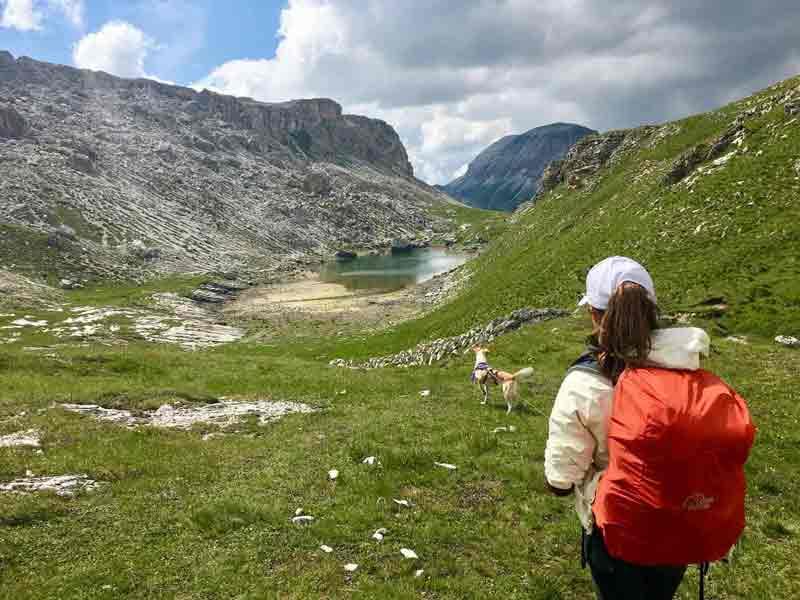 bergsee lech de crespeina