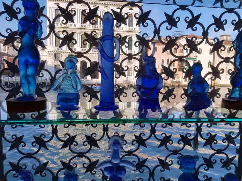 Peggy Guggenheim Collection in Venedig
