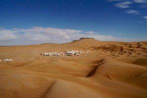 Eine Liebeserklärung an die Wüste in Tunesien
