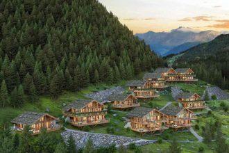 """""""Mons Silva"""" Luxus Chalets in Südtirol"""