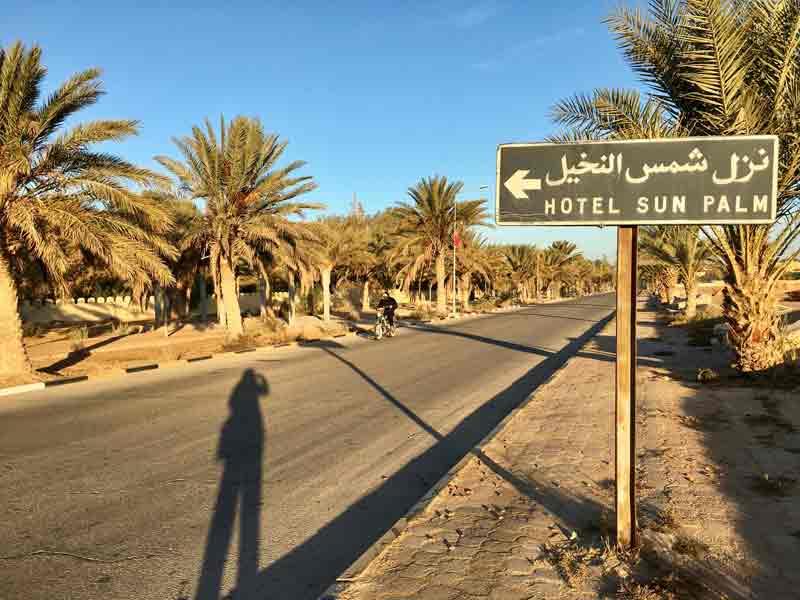 Hotel-douz-tunesien