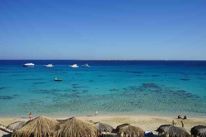 Reisetipps für Ägypten Insel Mahmya