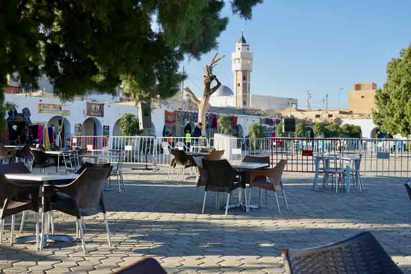 Marktplatz-douz-tunesien