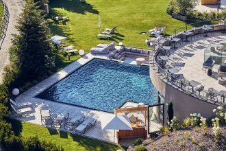 Designhotel in Südtirol mit Pool