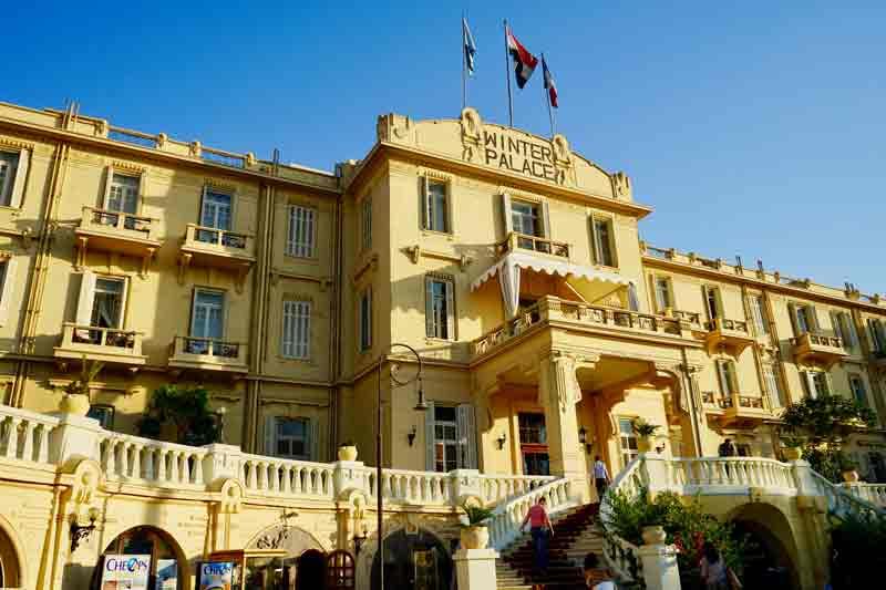 Reisetipps für Ägypten Hotel Winter Palace in Luxor