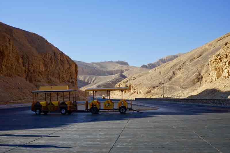 Reisetipps für Ägypten das Tal der Könige