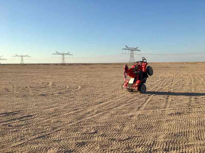 Reisetipps für Ägypten mir dem Quart in die Wüste