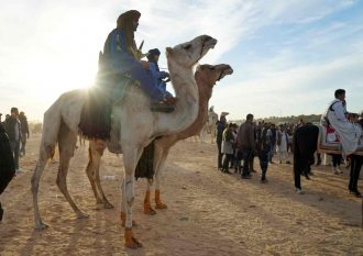 Sahara Festival in Douz
