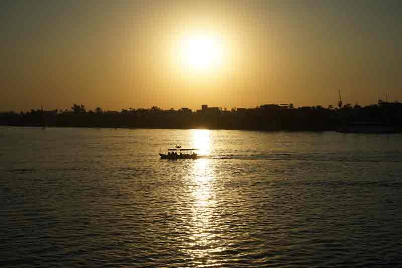 Reisetipps für Ägypten Flusskreuzfahrt auf dem Nil
