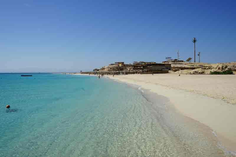 Reisetipps für Ägypten Ausflug zur Insel Mahmya