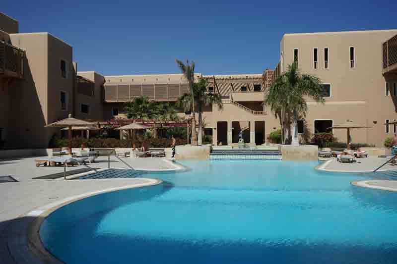 Reisetipps für Ägypten The breakers Hotel in Soma Bay
