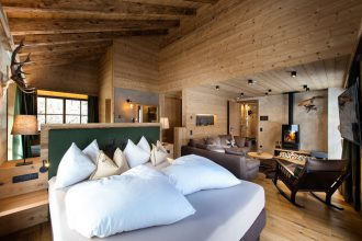 Luxus Chalets in Südtirol