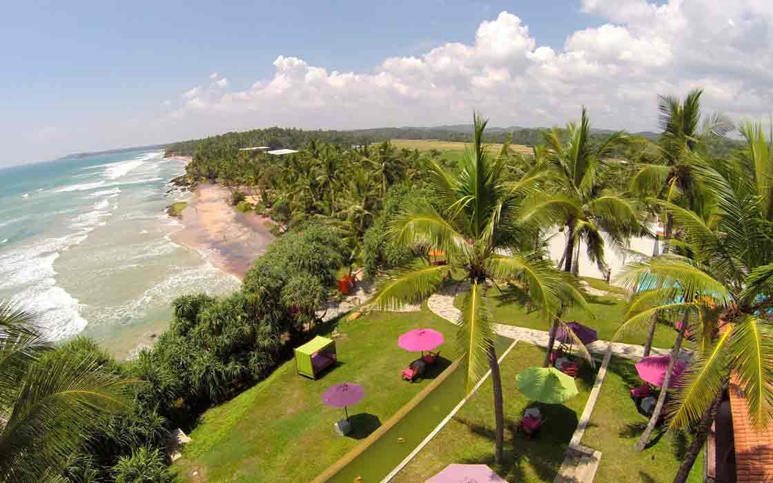 Garten UTMT Sri Lanka