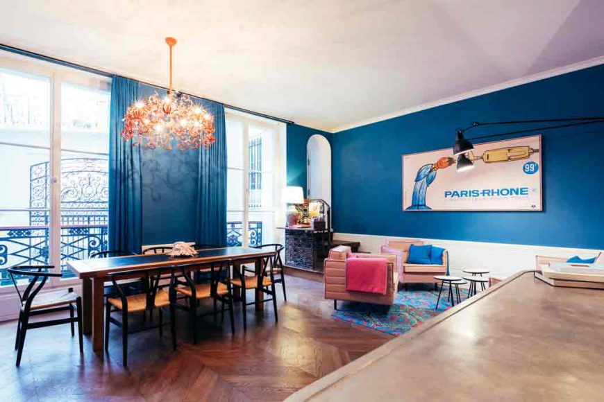 Hollmann Paris Ferienwohnung in Paris