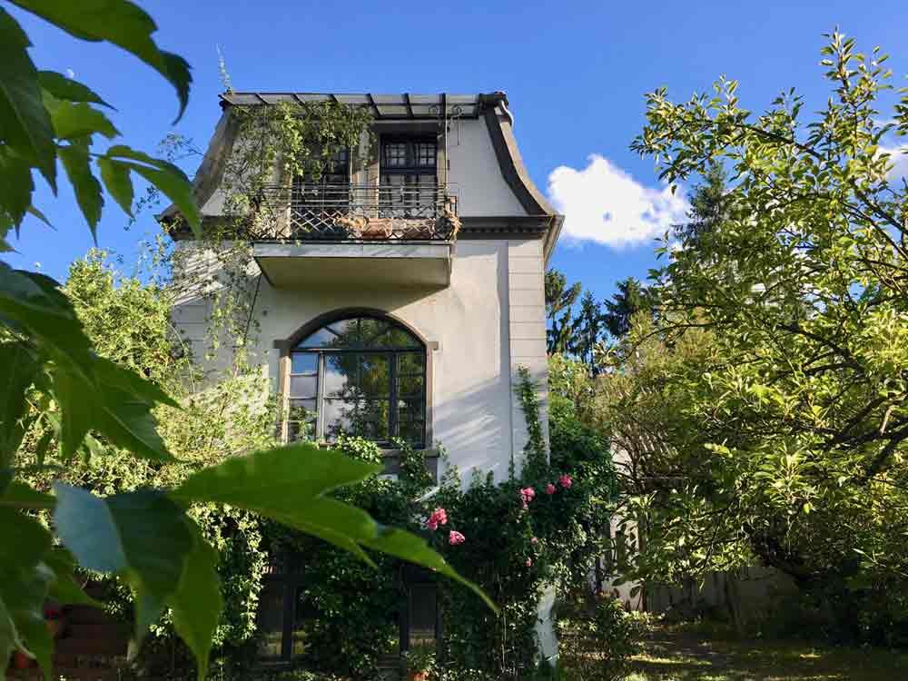 Osterurlaub in kleiner Villa in Buckow