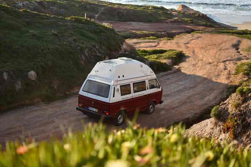 T3 VW Camper mieten und das Abenteuer beginnt
