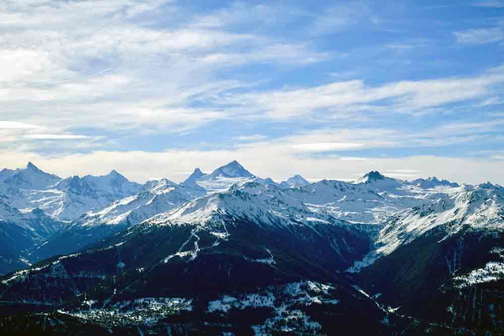 Osterurlaub in der Schweiz
