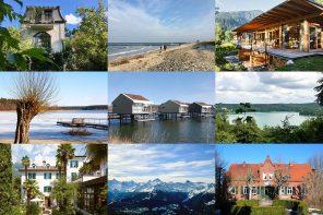9 ausgewählte Reiseziele für den Osterurlaub