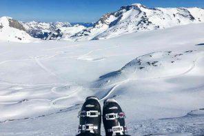 Skifahren lernen in drei Tagen. Ein Selbstversuch in Crans Montana.