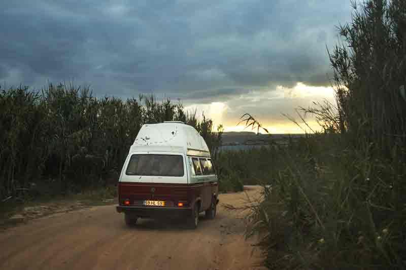 VW Camper mieten und das Abenteuer beginnt