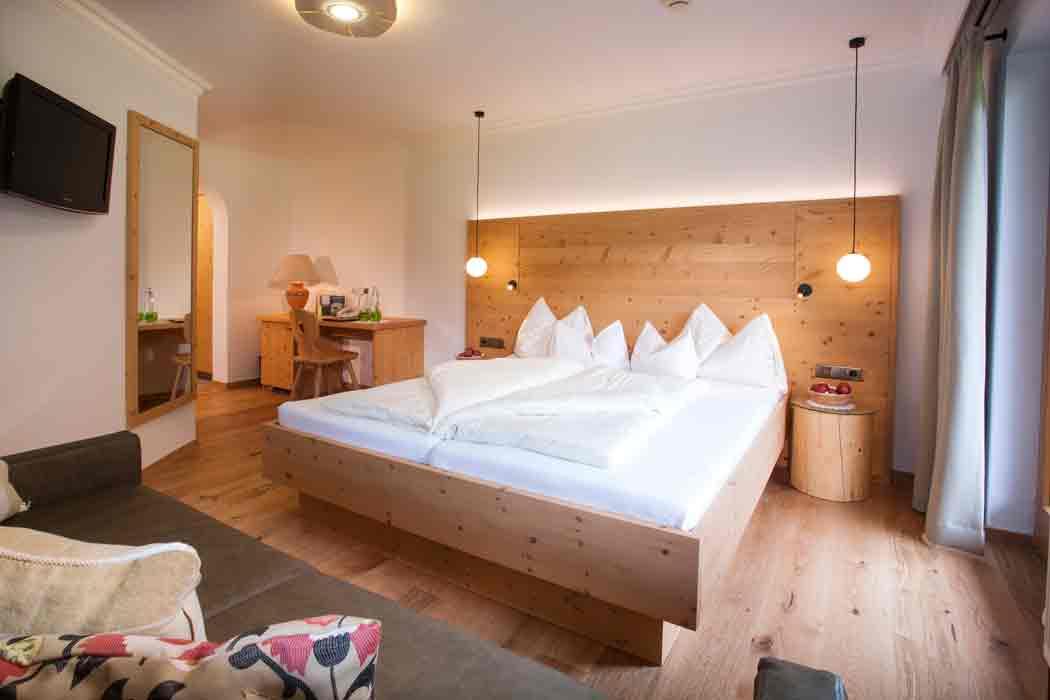 Wanderhotel Tuxertal Tirol Doppelzimmer