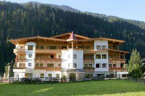 Natur- und Wanderhotel Tuxertal in Tirol