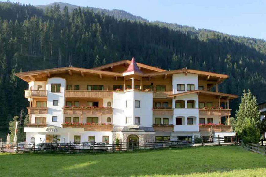 Wanderhotel Tuxertal Tirol