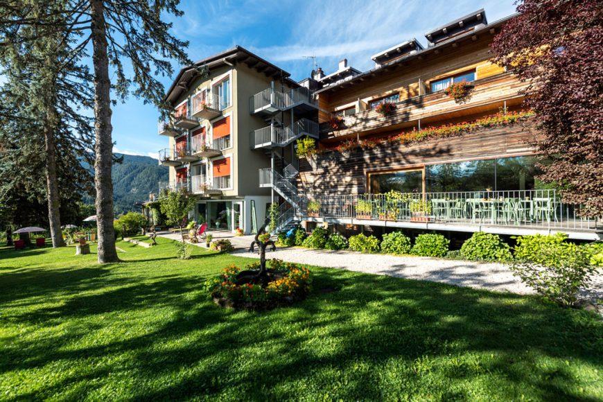 Park Hotel Azalea im Trentino