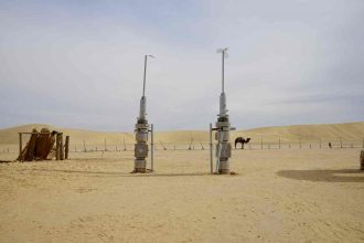 Urlaub in Tunesien Mos Espa Drehort Star Wars