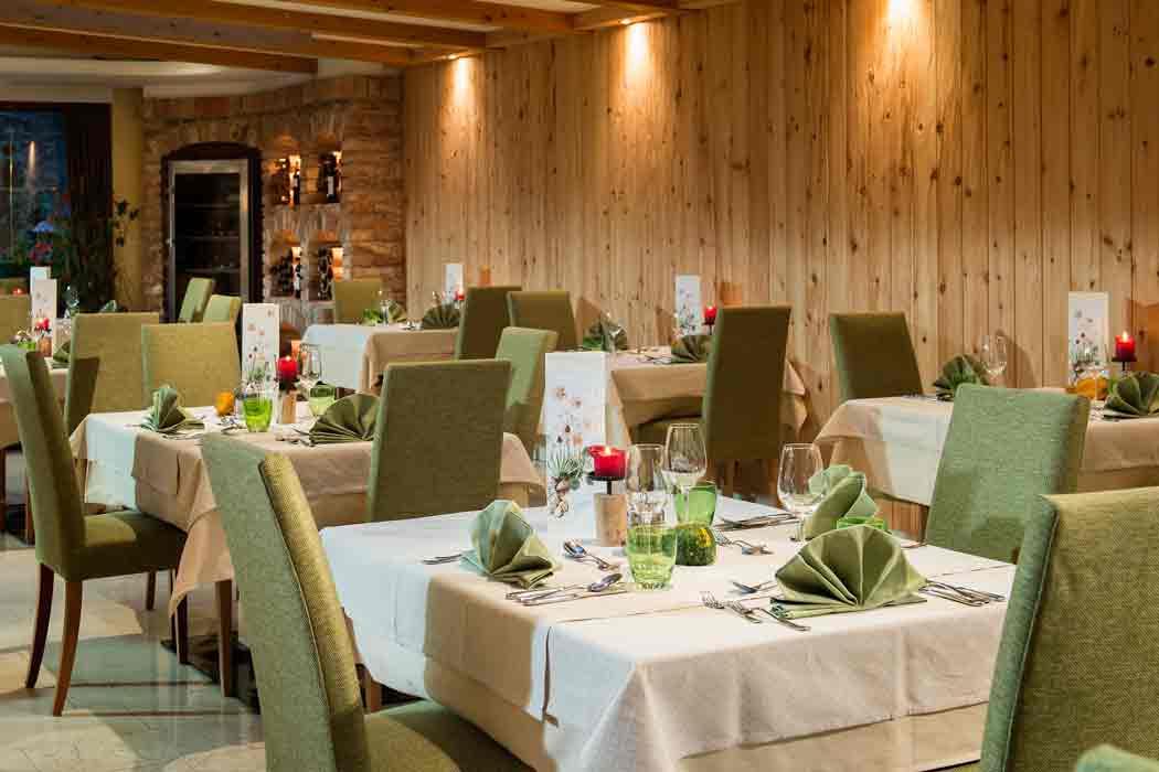 Wanderhotel Tuxertal Tirol Restaurant