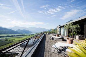 GIUS La Residenza Designhotel in Kaltern, Südtirol