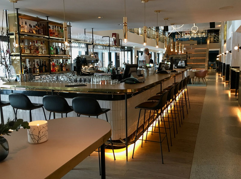 Reisetipps für Bergen Cafe im Hotel Norge