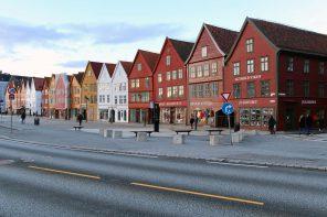 Reisetipps für Bergen in Norwegen oder ein Leben in Goretex.