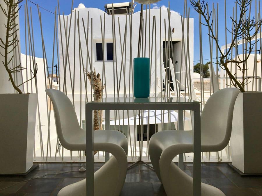 Designer Stühle Dar Bibine Hotel Djerba