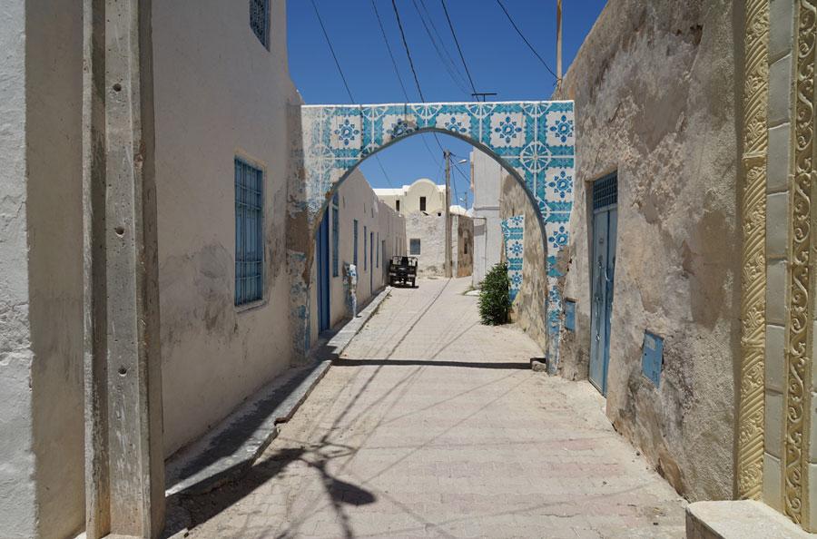 ADD FUEL Street Artist Djerbahood Erriadh Djerba Tunesien