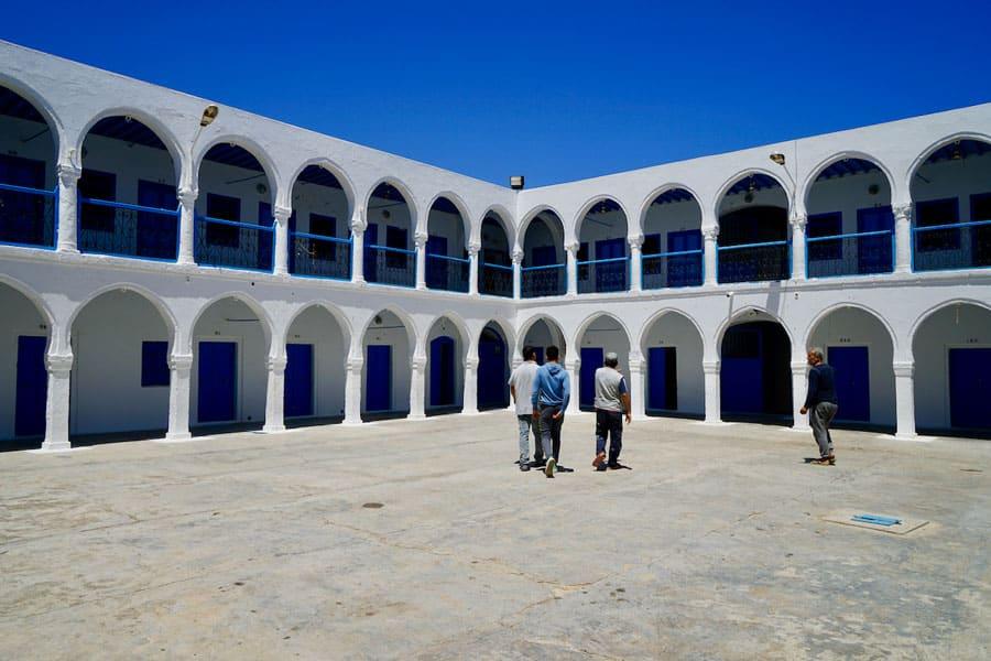 Djerba Sehenswürdigkeit La-Ghriba-Synagoge