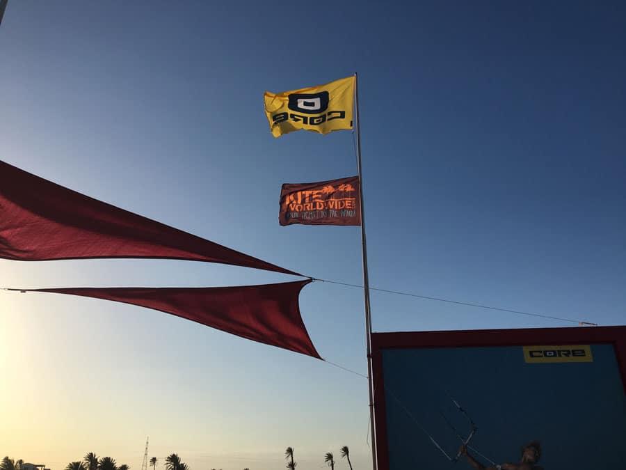 Kite-Spot von KiteWorldWide auf Djerba