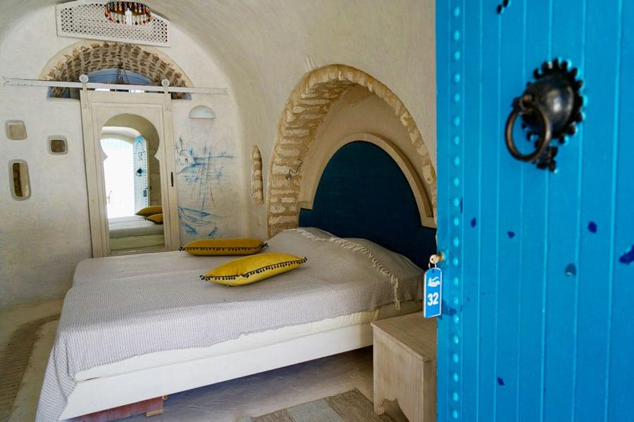 Hotel Marhala Houmt Souk schoenes Doppelzimmer