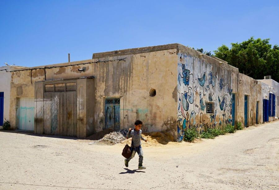 Djerbahood Erriadh Djerba Tunesien