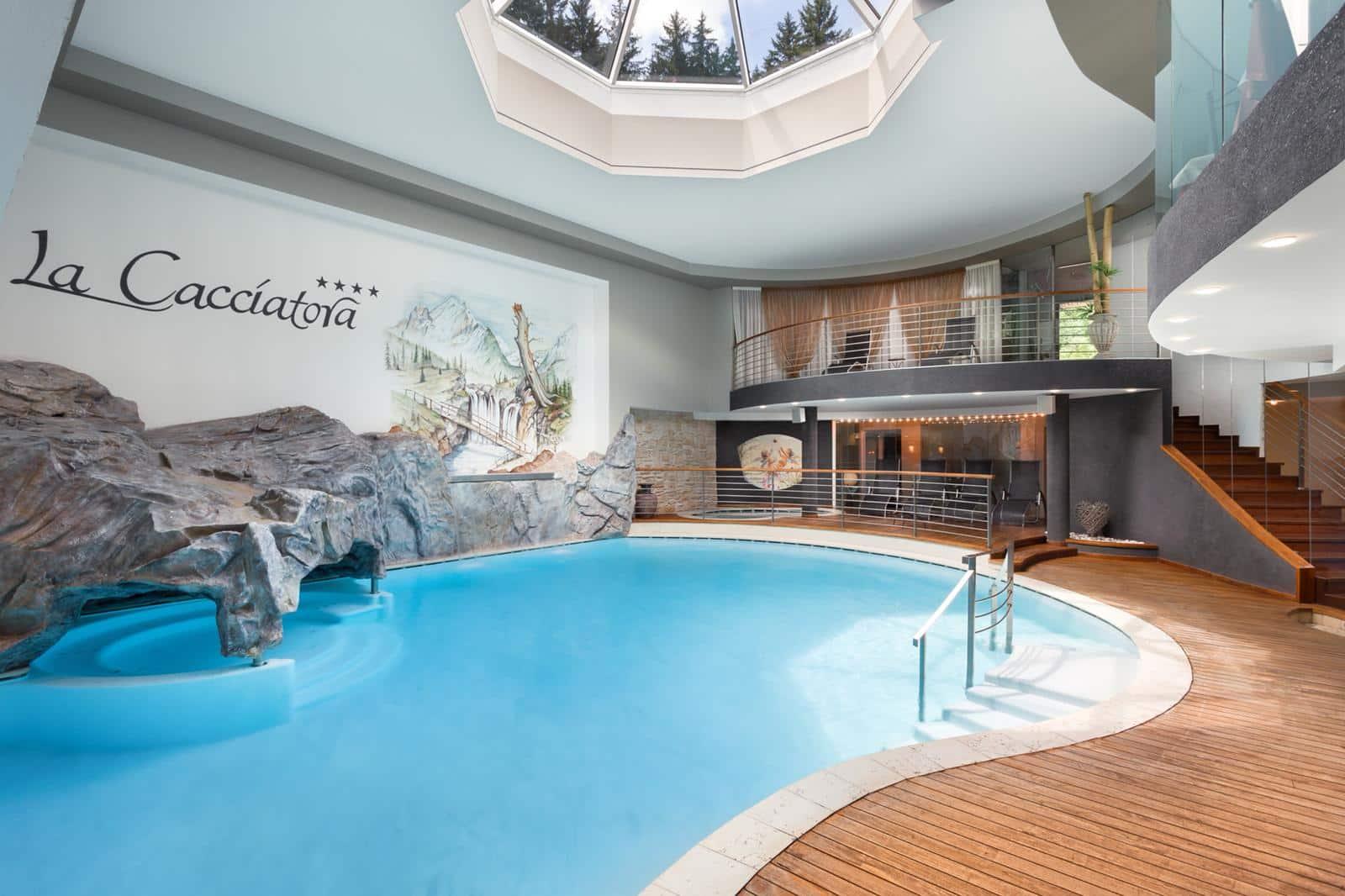 Wellnesshotel In Sudtirol Hotel La Cacciatora Im Herzen Der Dolomiten
