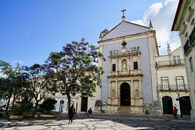 Kirche in Aveiro