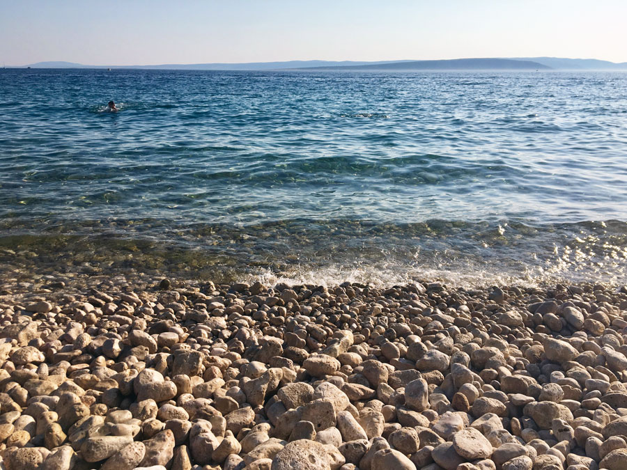 Roadtrip Kroatien am Meer in Krk