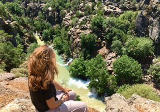 Türkische Riviera Tipps Kanyon Köprülü