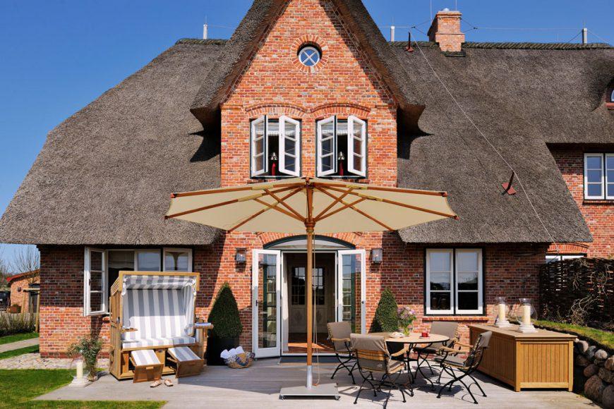 Luxus-Ferienhaus auf Sylt