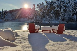 Seehotel in Südtirol. Der Weihrerhof am Wolfsgrubner See