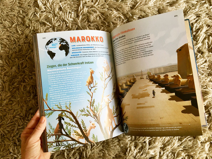 Atlas obscura eine Reise um die Welt Marokko