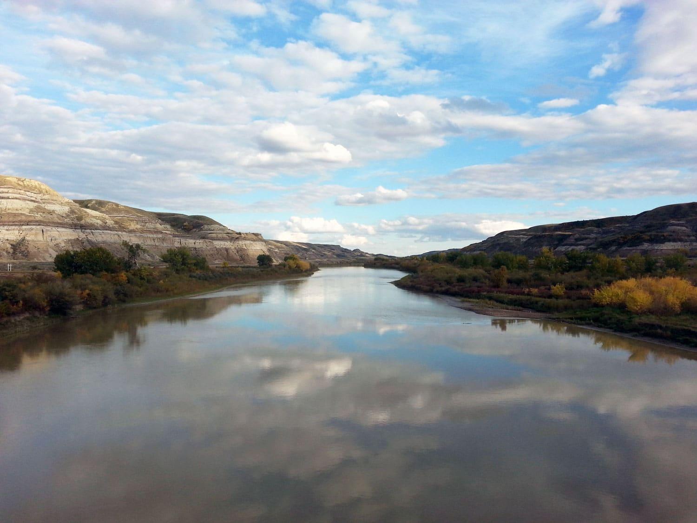 unendliche Weite in Saskatchewan