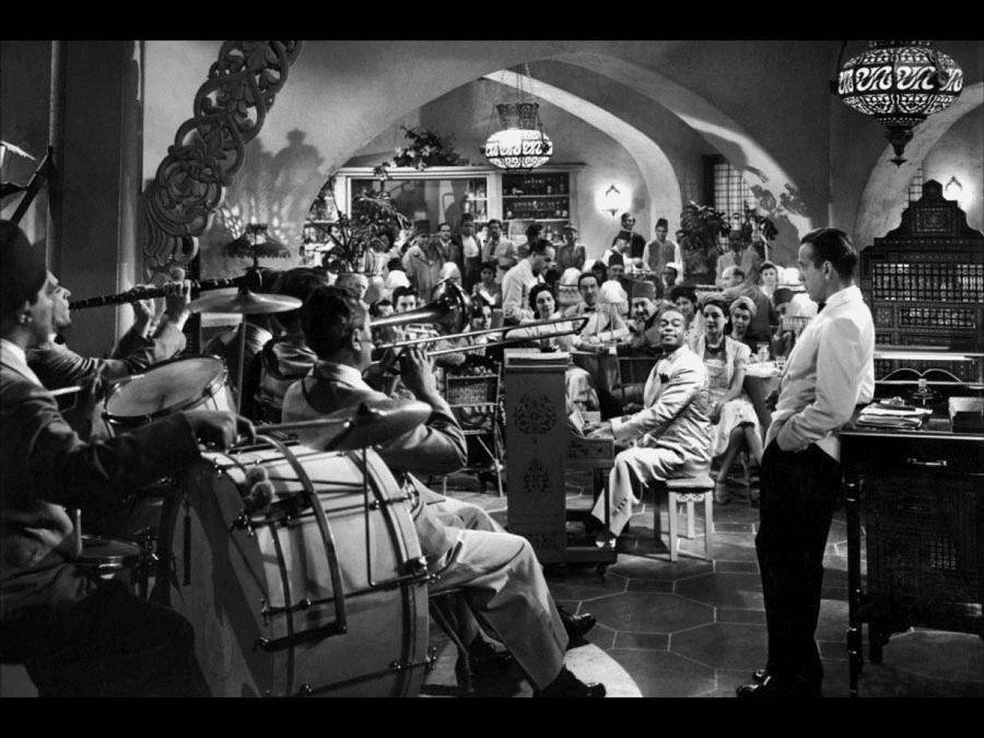Casablanca. Reisen im Kopf. Im Film um die Welt