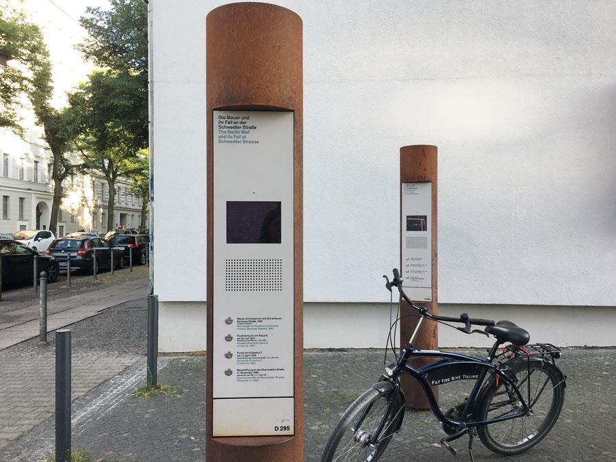 Entdecke Berlin zu Fuß: ein Berliner Mauerspaziergang