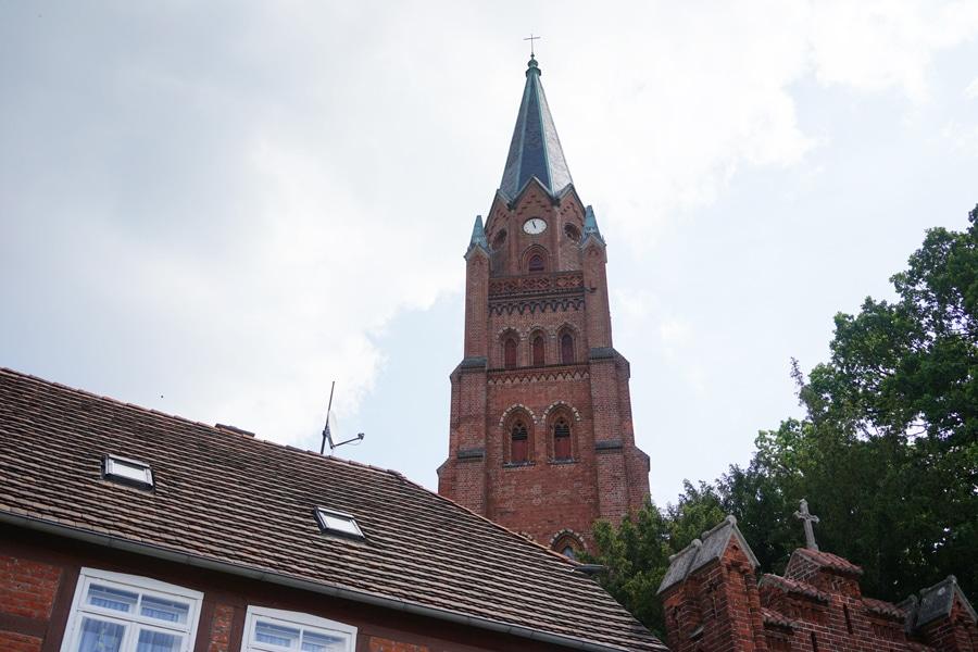 Marienkirche Mecklenburgische Seenplatte